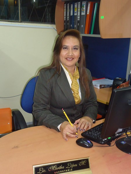 Lic. Martha Lopez- SECRETARIA (Copiar)